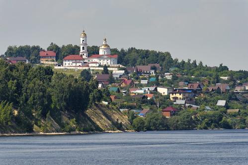 Volga river 271 ©  Alexxx Malev
