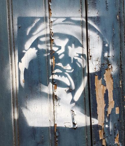 Stencil [Arles, France]