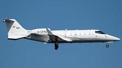 D-CFAQ-1 LEAR JET DUS 202109