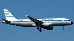 D-AICH-1 A320 DUS 202109