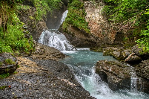 Reichenbachi juga / Reichenbach Falls