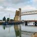 Miller-Sweeney Bridge up