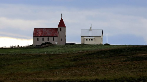 God is everywhere in Iceland