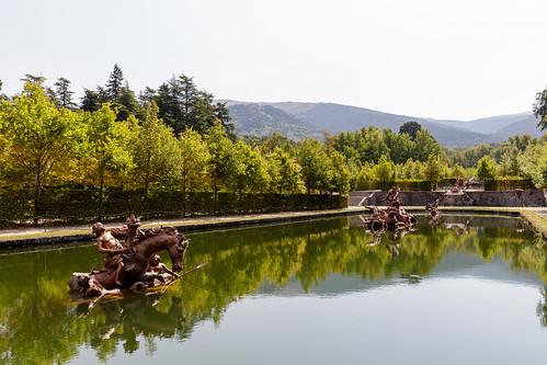 Parc de la Granja de San Ildefonso