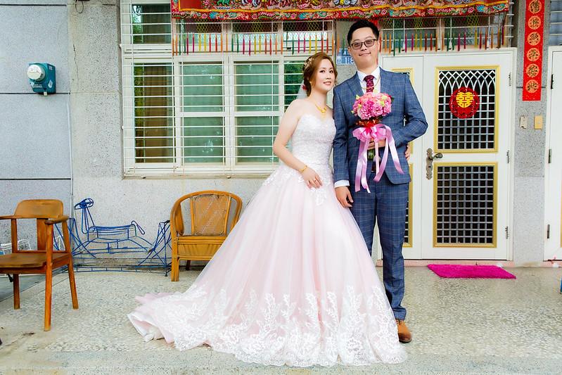 [婚攝] 志聖 & 柔蓁 自宅迎娶 | 婚禮紀錄