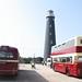 Romney, Hythe and Dymchurch Railway / Bus Rally Day / New Romney, Kent / 05-Sep 2021