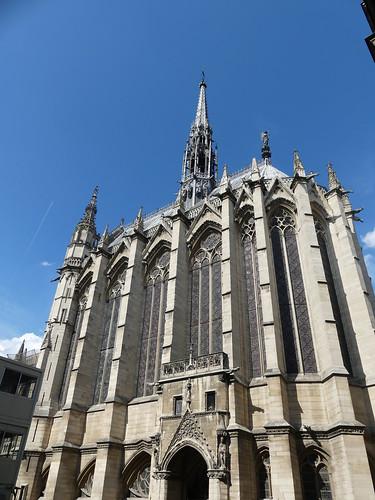 Paris: la Sainte Chapelle