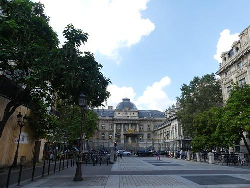 Paris: le Palais de justice