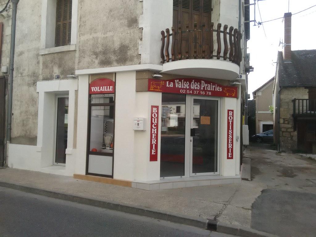 Boucherie de Tournon