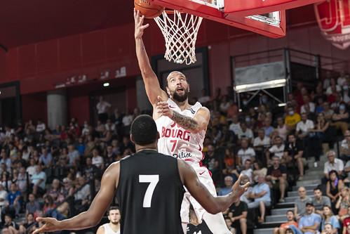 JL Bourg VS Dijon - ©️Jacques Cormareche