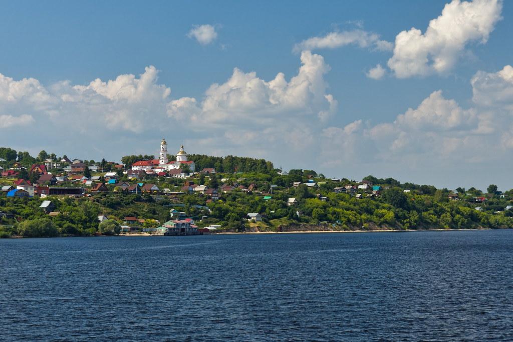 фото: Volga river 272