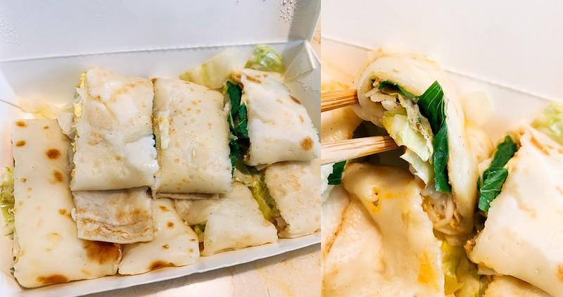 【台南美食】三妞早午餐 古早味手工蛋餅