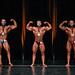 Bodybuilding Junior 2nd Garceau 1st Faucher 3rd Diotte-Therrien