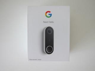 Nest Doorbell (Wired)