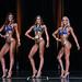 Bikini Novice 2nd Tusseau 1st Banden 3rd Beaulieu