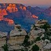 Grand Canyon National Park: Sunset Near Duck-On-A-Rock 90245
