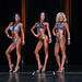 Bikini Masters 35+ 2nd Bedard 1st Touma 3rd Perlman