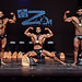 Classic Physique A 2nd Hildawa 1st Shabo 3rd Gill
