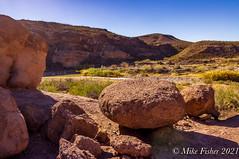 Rocks Beside the Rio