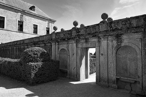 Jardines del Monasterio de El Escorial - San Lorenzo de El Escorial