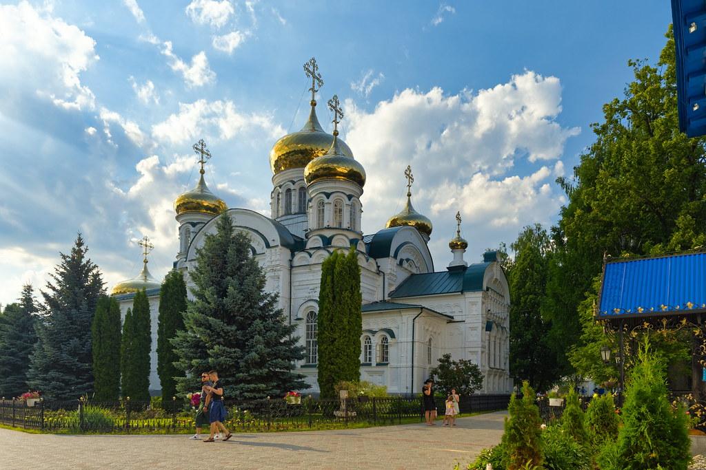 фото: Raifa Bogoroditsky Monastery