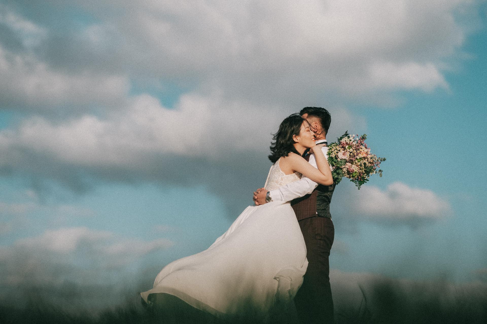 【婚紗】Jaden & Ariel / 華中河濱公園 / EASTERN WEDDING studio
