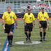 Championship Match: Head ref and linesmen