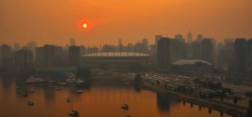 2021 - Vancouver - Smoke & Sun - 3 of 3