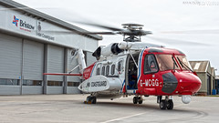 Sikorsky S-92A G-MCGG