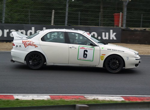 John Griffiths won Class B in 2010 with his 156
