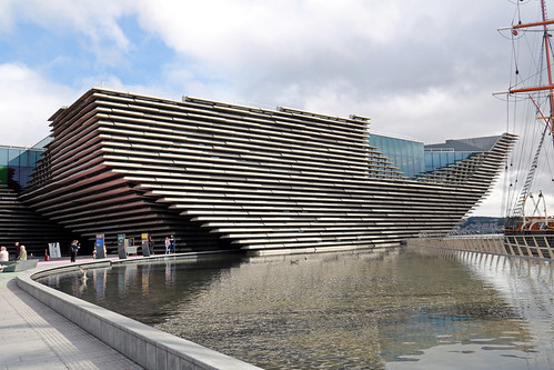 Dundee - V&A Museum