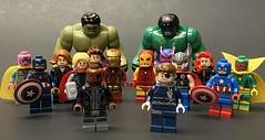 Marvel Comics vs MCU