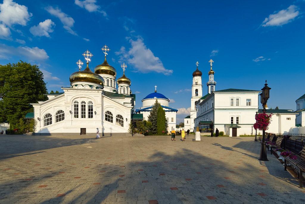 фото: Raifa Bogoroditsky Monastery 3