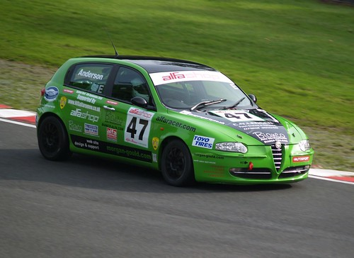 Ben Anderson guest in 147 at Oulton
