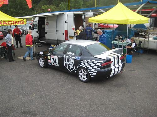 Avon Racing at Brands Hatch