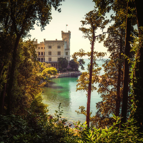 castle Miramare