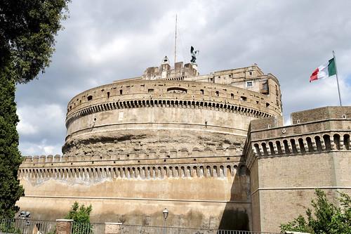 Engelenburcht / Castel Sant'Angelo / Rome