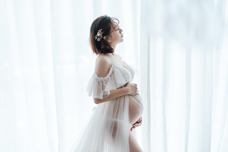[孕婦攝影] Lynn 孕婦寫真 @ KSPACE| #婚攝楊康