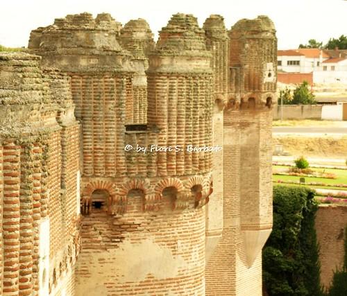 Coca [E], 2005, El Castillo De Coca.
