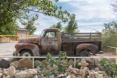 Chevy Truck, West Texas, June 2021