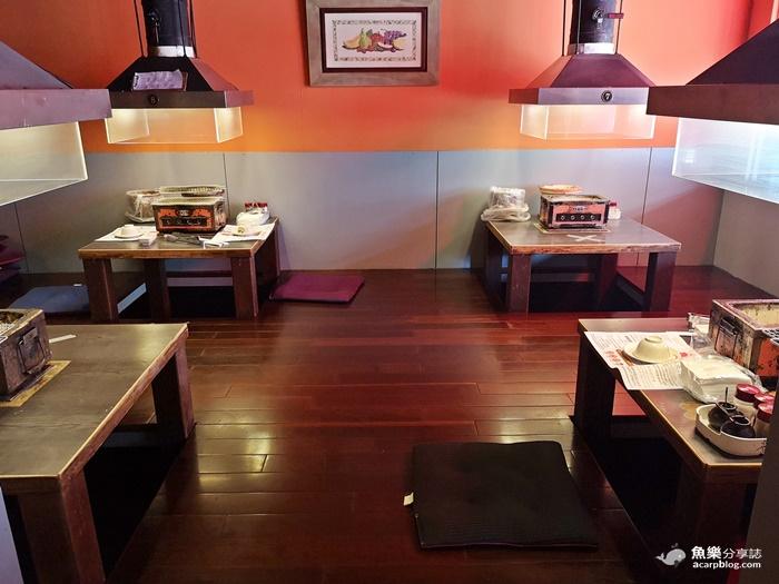 【台北大安】春喜炭火燒肉+海鮮蟹鍋吃到飽 中秋烤肉節好去處 @魚樂分享誌
