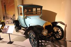 1909 Gregoire 12/14-HP Coupe de Voyage                         Den Haag Louwman Automuseum 25.08.2021