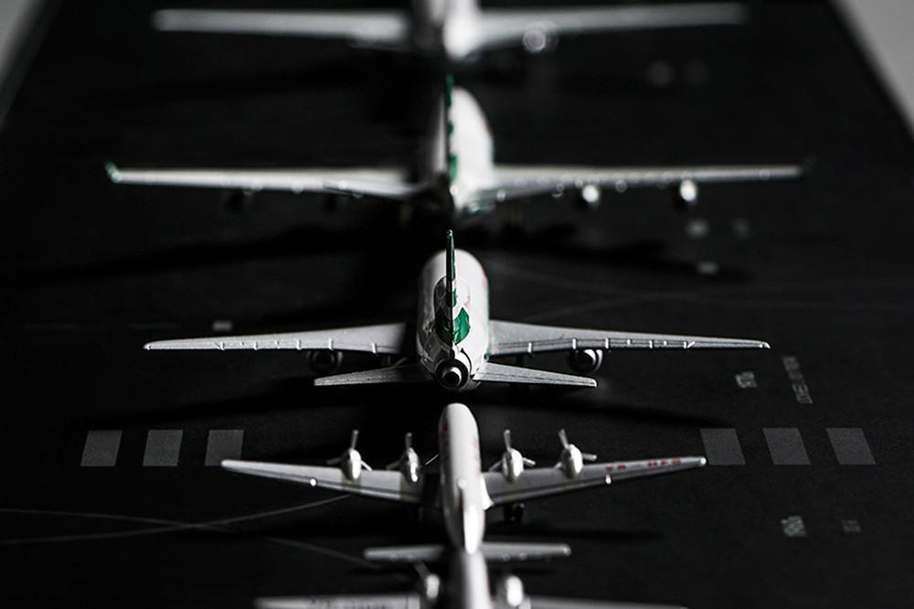 75週年珍藏版飛機模型禮盒套裝-4