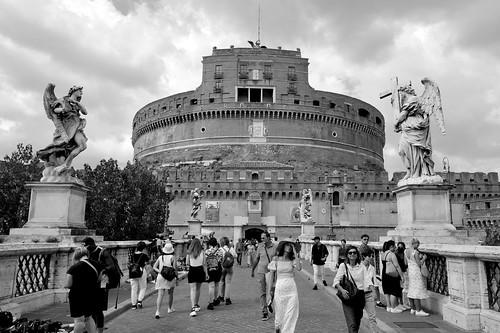 Castel Sant'Angelo / Ponte Sant'Angelo / Rome
