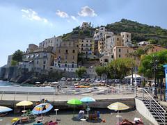 Il borgo marinaro di Minori, sulla Costiera Amalfitana