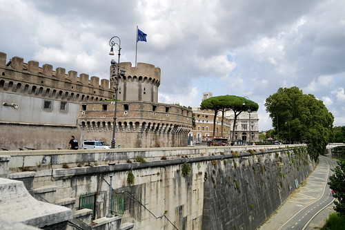 Castel Sant'Angelo / Lungotevere Castello / Rome