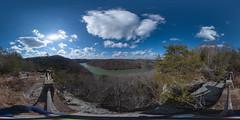 Scuttlehole  Overlook and Vanhook Falls