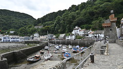 Photo of Lynmouth Harbour Devon