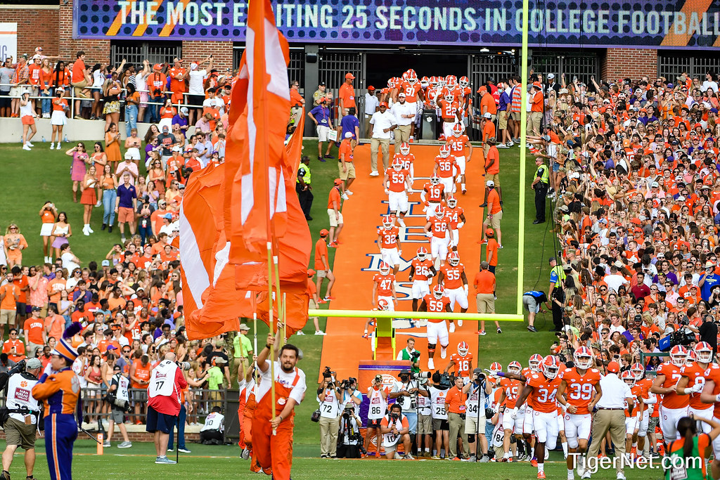 Clemson Photos: The  Hill, 2021, Football, S C  State