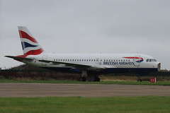 Photo of G-EUPH, Airbus A319 131, British Airways (1225), St Athan 10th September 2021